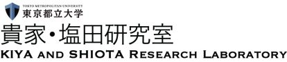 Kiya and Shiota Laboratory Logo